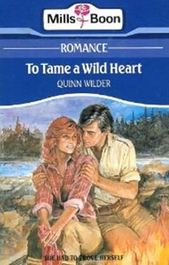 9780263756968: To Tame A Wild Heart (Harlequin Romance)
