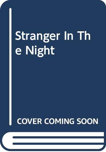 9780263757170: Stranger in the Night