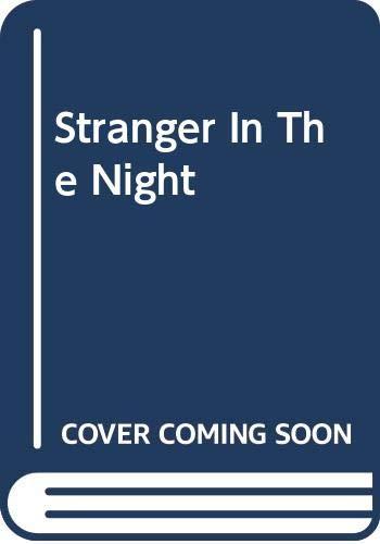 9780263757170: Stranger in the Night