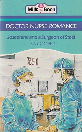 Josephine and A Surgeon of Steel: Lisa Cooper