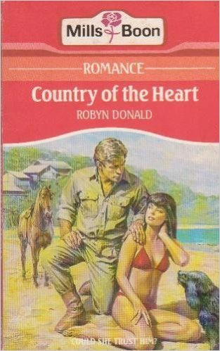 9780263757316: Country Of The Heart