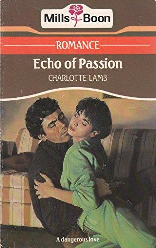 9780263757712: Echo of Passion