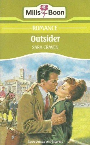 9780263758122: Outsider