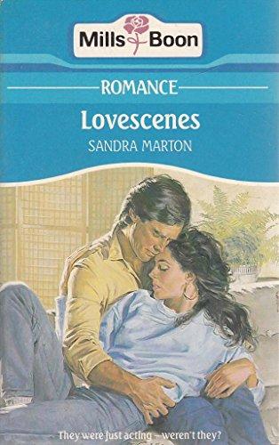 9780263758160: Lovescenes