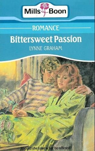9780263758382: Bittersweet Passion