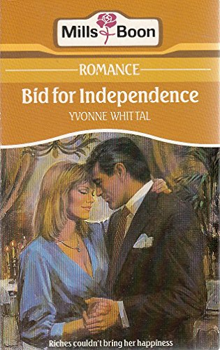 9780263758757: Bid for Independence