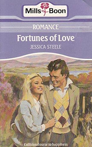 FORTUNES OF LOVE: JESSICA STEELE