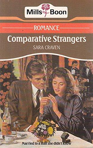 9780263759525: Comparative Strangers
