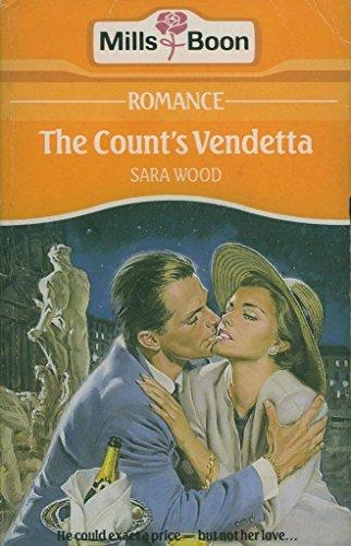 9780263760033: Count's Vendetta (Romance)