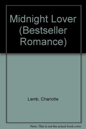 9780263760385: Midnight Lover (Bestseller Romance)
