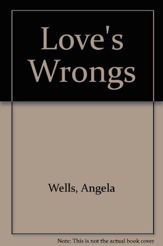 9780263760569: Love's Wrongs