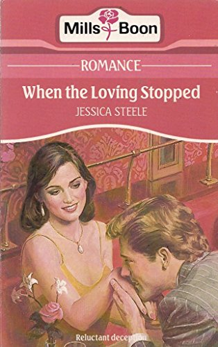 When the Loving Stopped: Jessica Steele