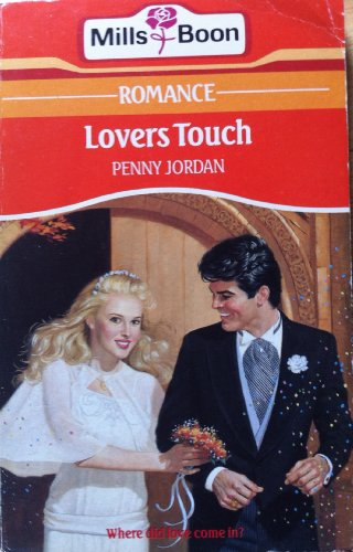 9780263761924: Lover's Touch