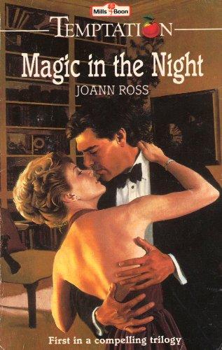 9780263762372: Magic in the Night (Temptation)