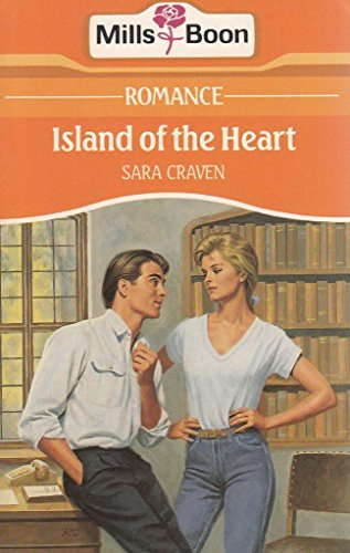 9780263762990: Island of the Heart