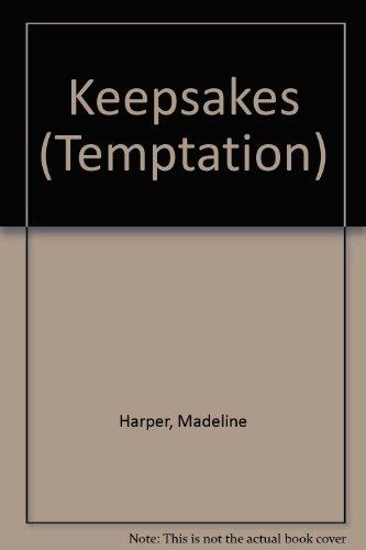 9780263765519: Keepsakes (Temptation S.)