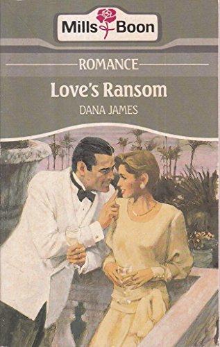 9780263765588: Love's Ransom