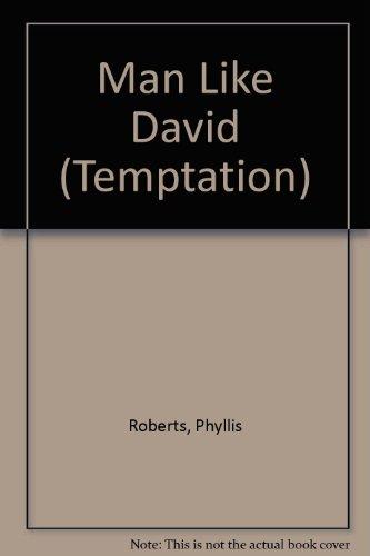 9780263765748: Man Like David (Temptation S.)
