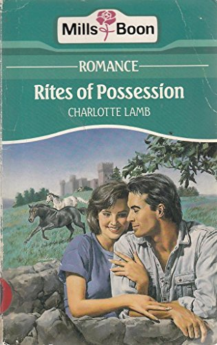 9780263765885: Rites of Possession