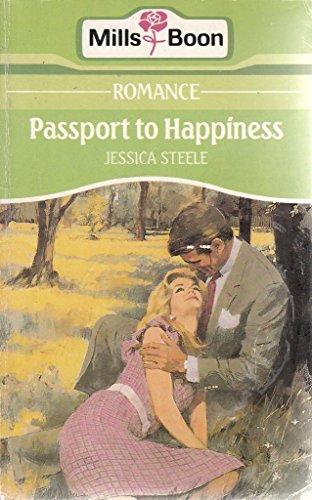 Passport To Happiness: JESSICA STEELE