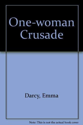 9780263767360: One-woman Crusade
