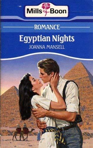 9780263767414: Egyptian Nights (Mills & Boon Romance)