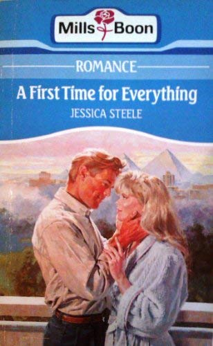 A First Time For Everything: Jessica Steele