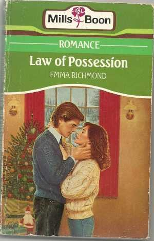 9780263768725: Law of Possession