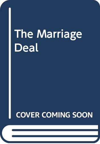 9780263769982: Marriage Deal