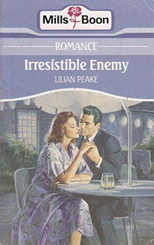 9780263770131: Irresistible Enemy
