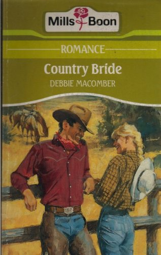 9780263771329: Country Bride