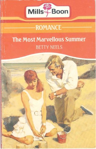 9780263771558: The Most Marvellous Summer