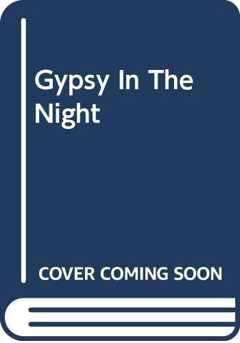 9780263771602: Gypsy in the Night