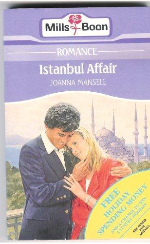 9780263772920: Istanbul Affair