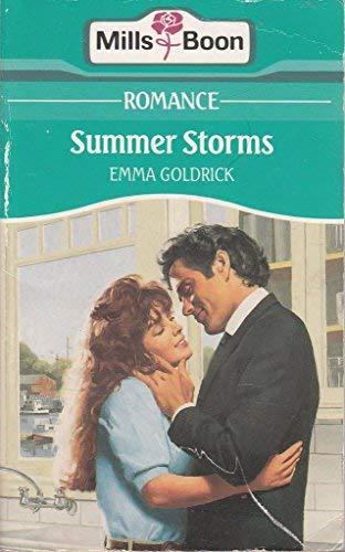 9780263774245: SUMMER STORMS