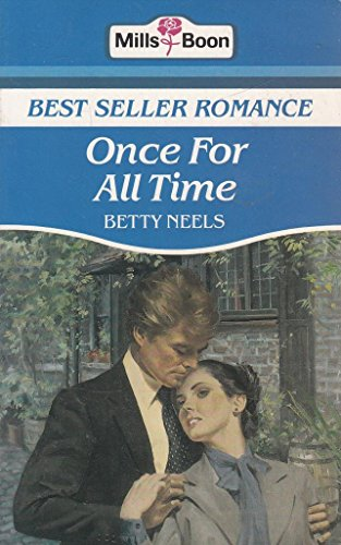 9780263774504: Once for All Time (Bestseller Romance)