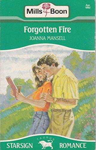 Forgotten Fire: Mansell, Joanna