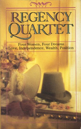 9780263777208: Regency Quartet