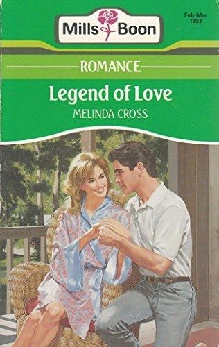 Legend of Love 3831: MELINDA CROSS