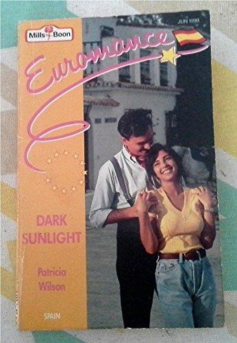 9780263780291: Dark Sunlight