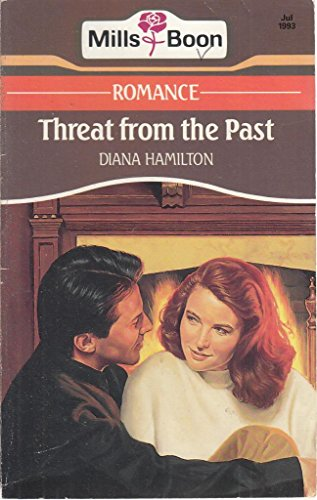 9780263780727: Threat from the Past
