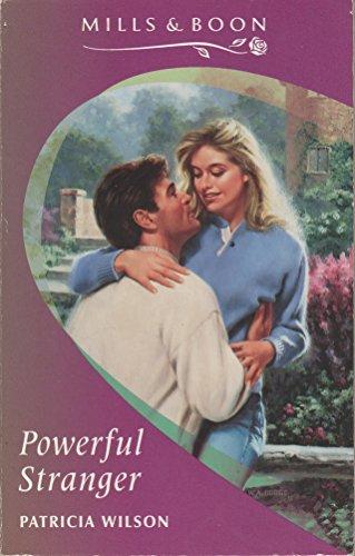 Powerful Stranger: Wilson, Patricia