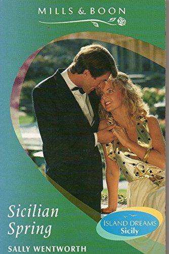 9780263782998: Sicilian Spring