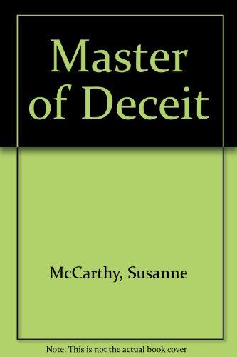 Master of Deceit: McCarthy, Susanne