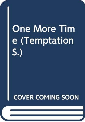 9780263786002: One More Time (Temptation)