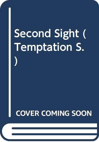 9780263787092: Second Sight (Temptation)