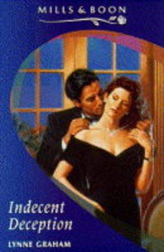 9780263787368: Indecent Deception