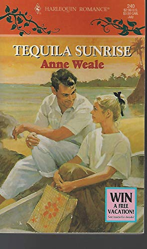 Tequila Sunrise (Man of the World): Anne Weale