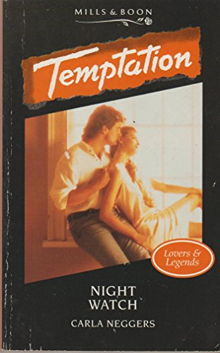 9780263787535: Night Watch (Temptation)