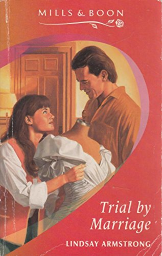 9780263788105: Trial by Marriage